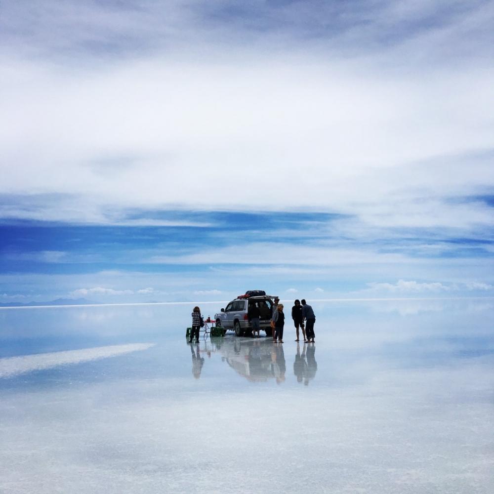 Bolivija, Uyuni