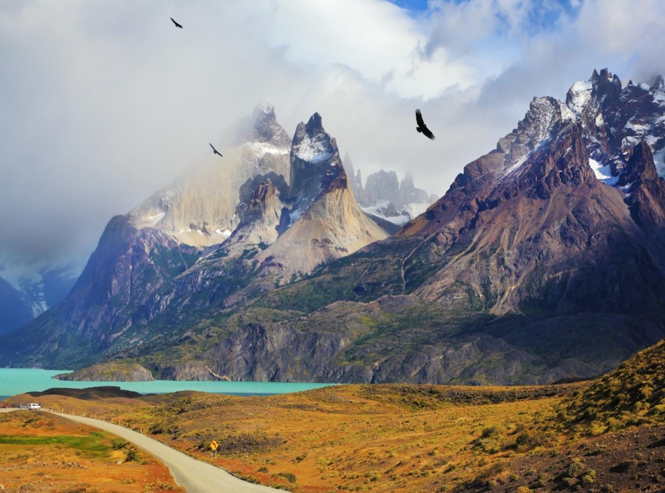 Čile, Patagonija