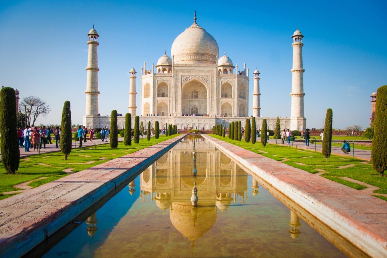 Indija, Taj Mahal