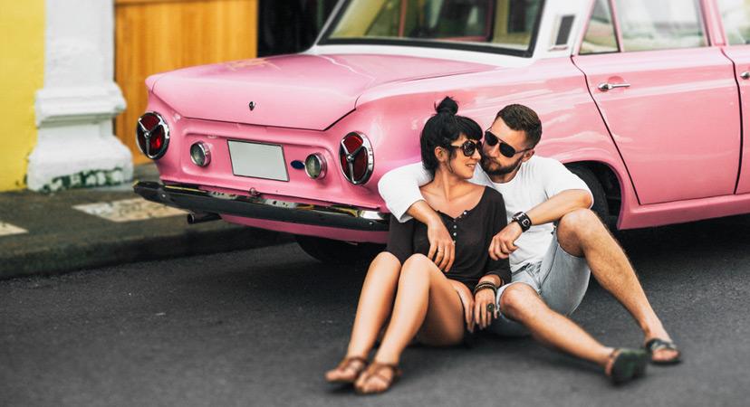 Putovanje za Valentinovo: 5 romantičnih destinacija