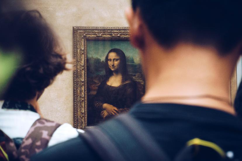 Mona Lisa, Pariz