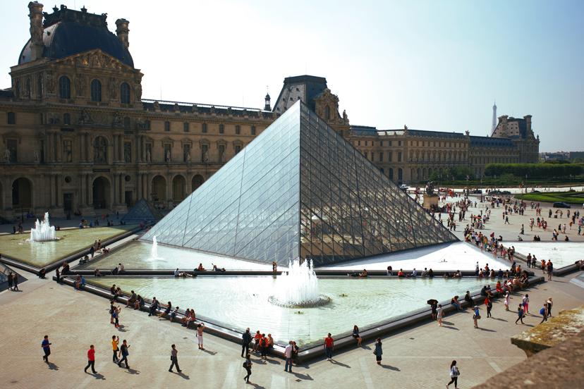 Muzej Louvre, Pariz