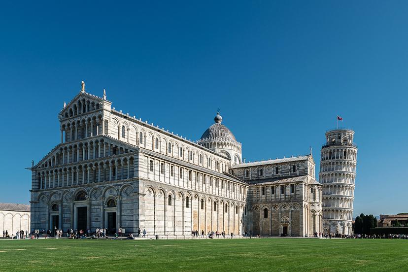 Kosi toranj, Pisa