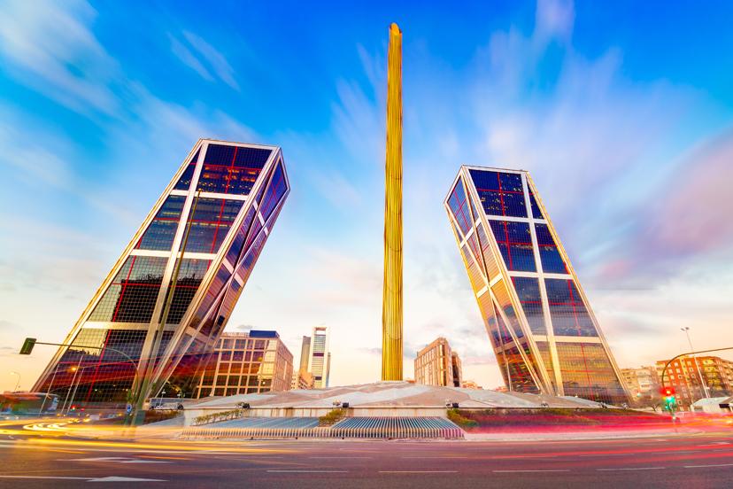 Putovanje u Madrid, Vrata Europe