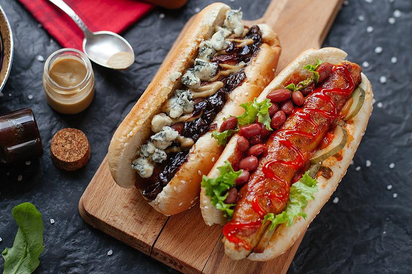 Gdje jesti u New Yorku, Hot dogovi