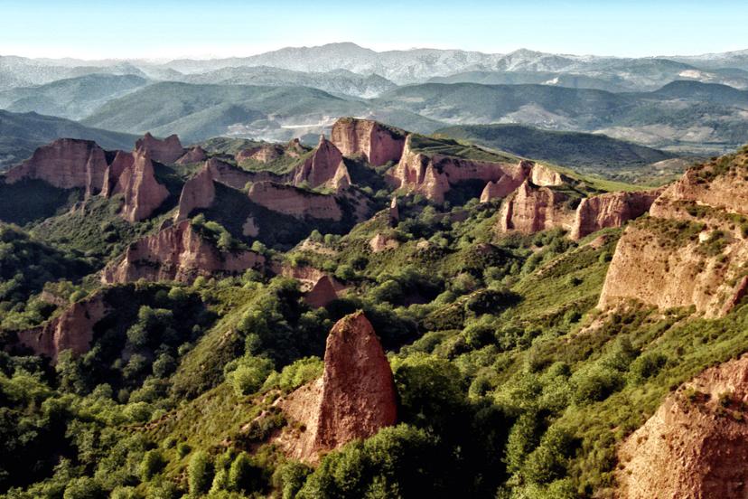 Španjolska: Las Médulas