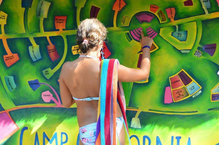 Ljetni kampovi, Camp California