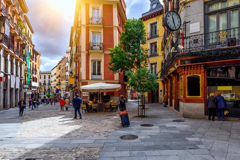 Putovanje u Madrid