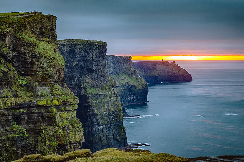 Irska: Klifovi Moher