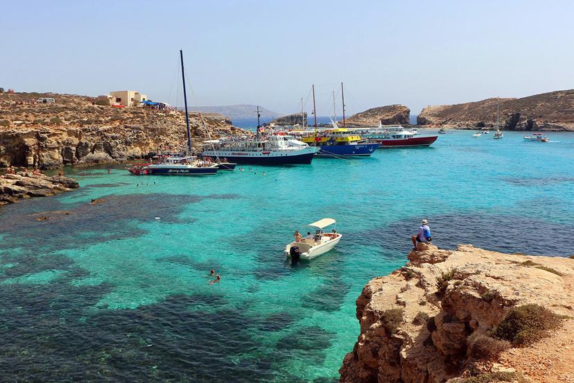 Malta, Plava laguna