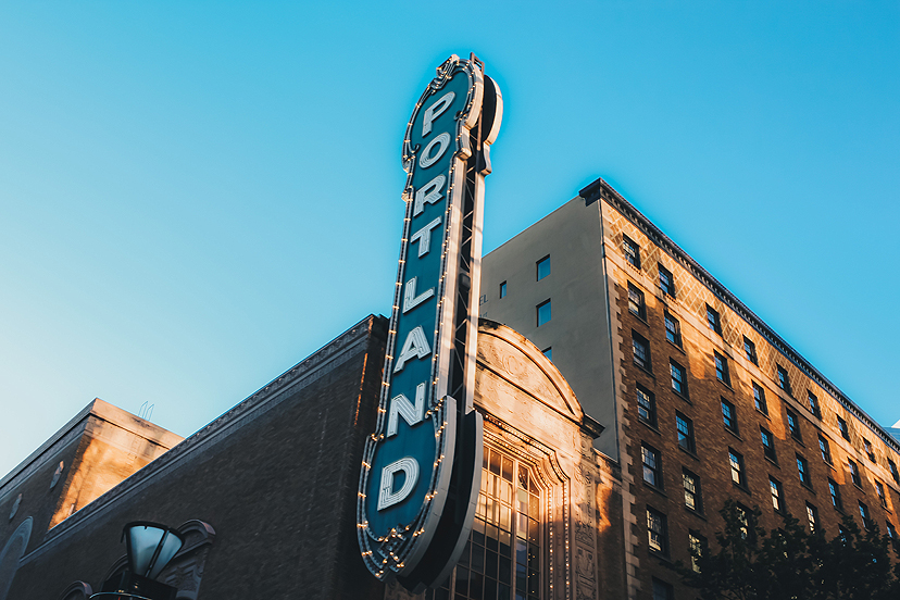 Putovanje za hipstere, Portland, Oregon
