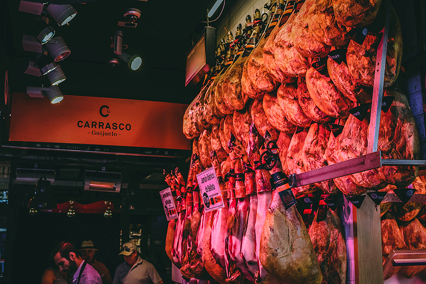 Putovanje u Madrid, tržnica San Miguel
