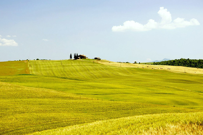 Italija, Toskana