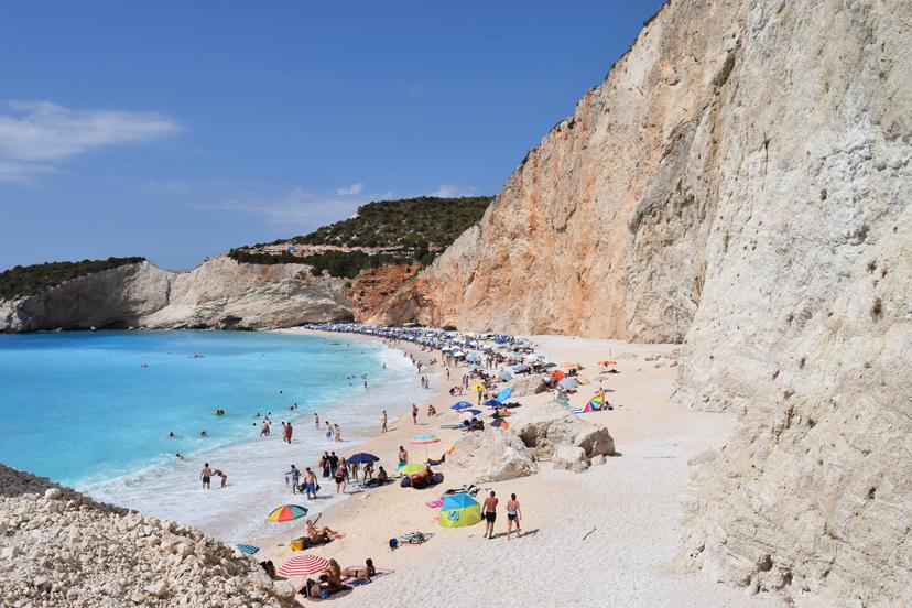 Najjeftiniji grčki otoci, Lefkada, Porto Katsiki