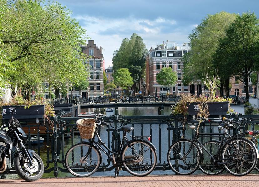Ljetne destinacije za solo putnike, Amsterdam, Nizozemska