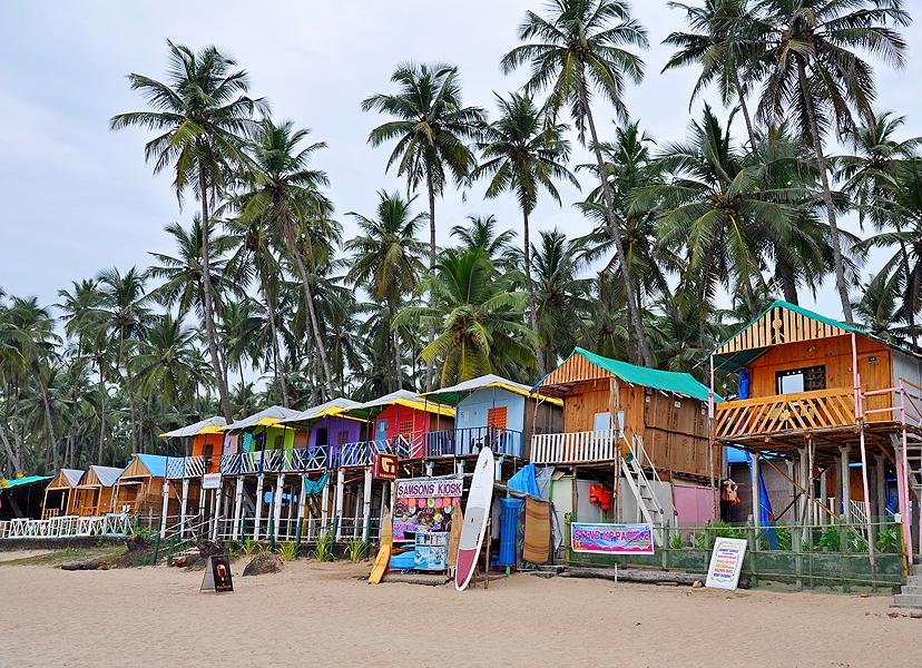 Ljetne destinacije za solo putnike, Goa, Indija