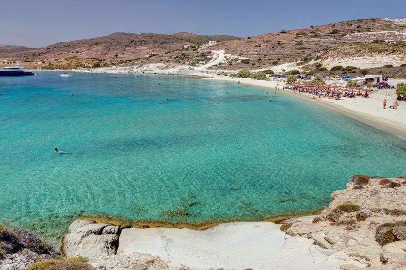 Najjeftiniji grčki otoci, Kimolos