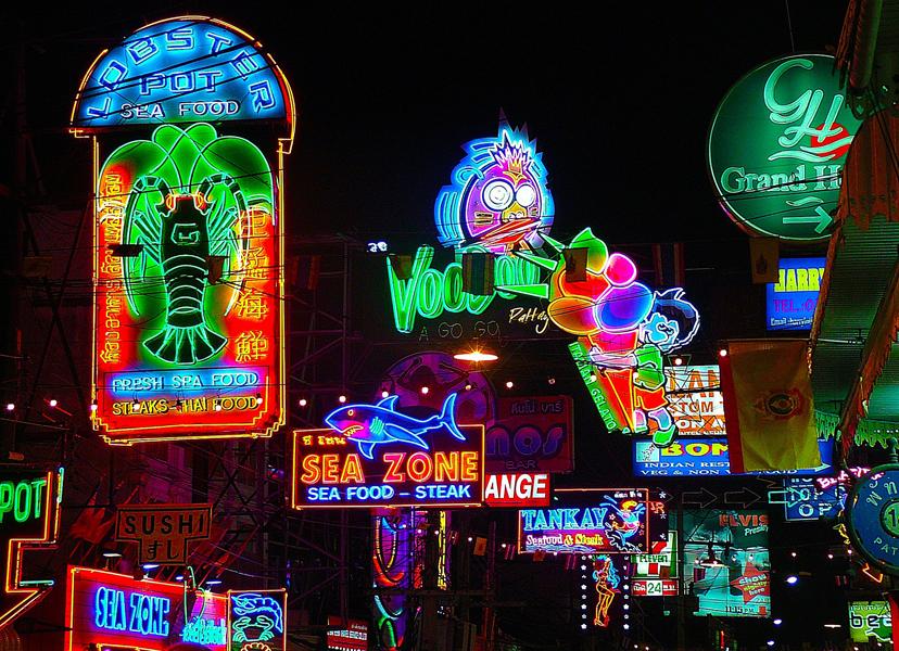 Ljetne destinacije za solo putnike, Bangkok, Tajland