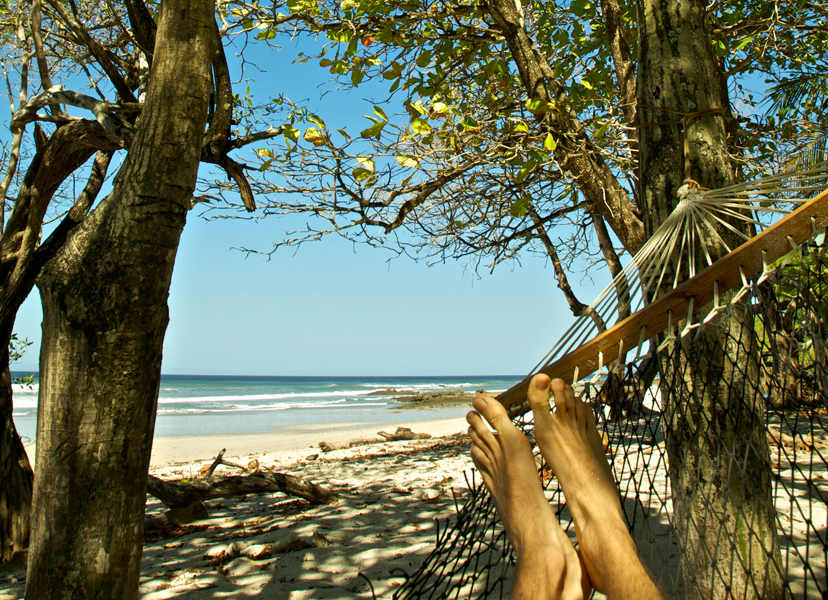 Ljetne destinacije za solo putnike, Santa Teresa, Kostarika