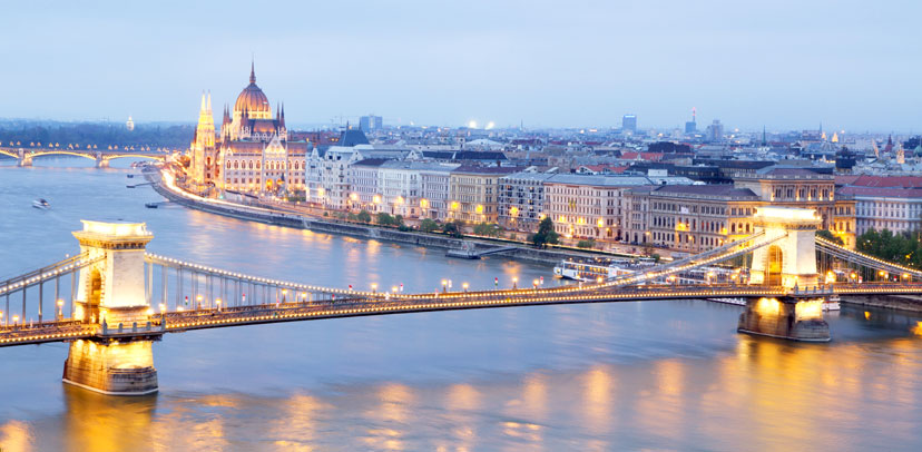 Budimpešta, InterCity