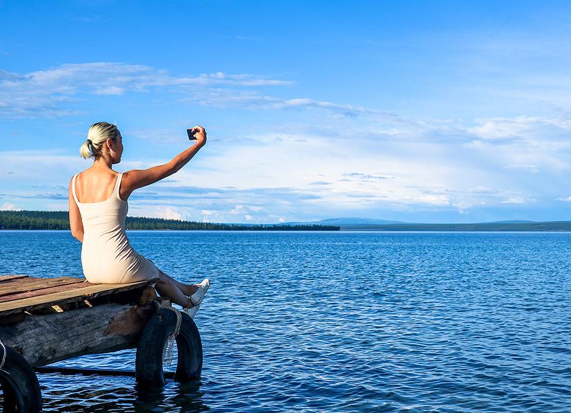 Ljetne destinacije za solo putnike koji traže od partijanja do izolacije