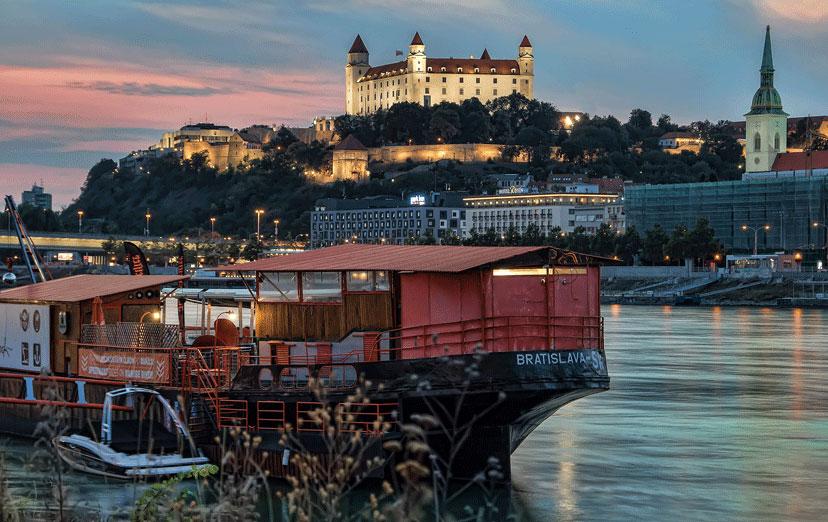 13 najjeftinijih destinacija u Europi, Bratislava, Slovačka