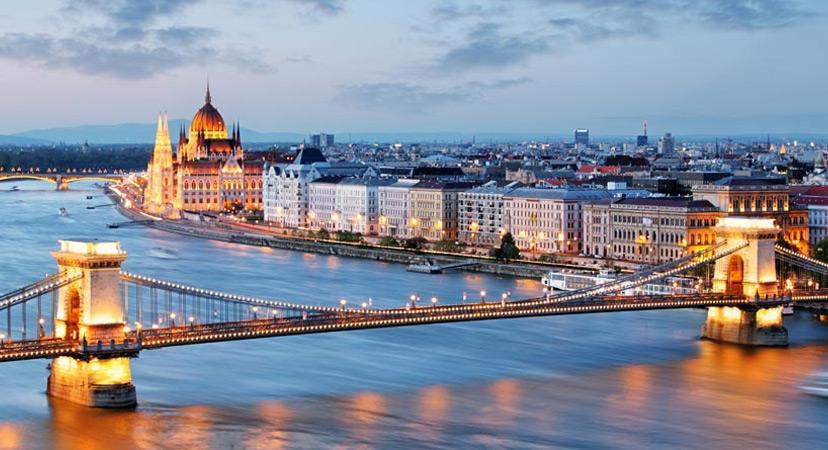13 najjeftinijih destinacija u Europi, Budimpešta, Mađarska