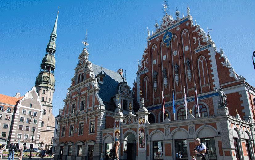 13 najjeftinijih destinacija u Europi, Riga, Latvija