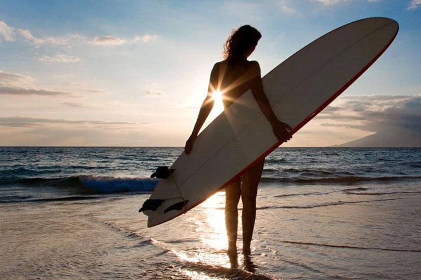 Najbolje plaže prema horoskopu, Havaji, surfanje