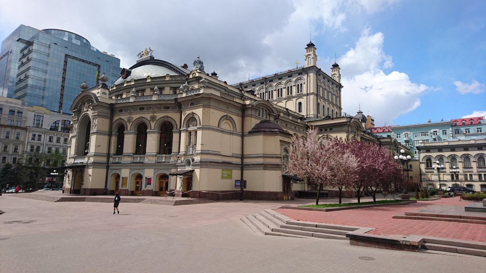 Kijev, Ukrajina