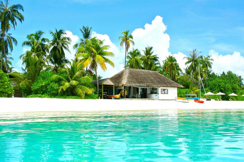 Najbolje plaže prema horoskopu, Maldivi