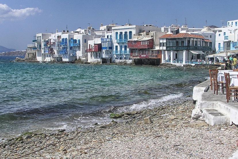 Mykonos, Grčka