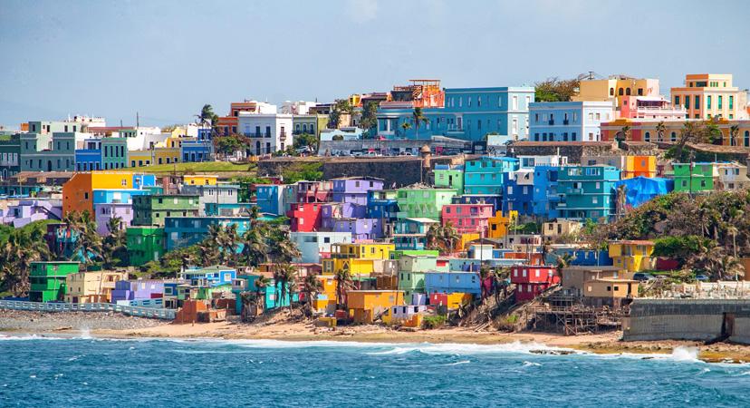 Najbolje plaže prema horoskopu, Portoriko