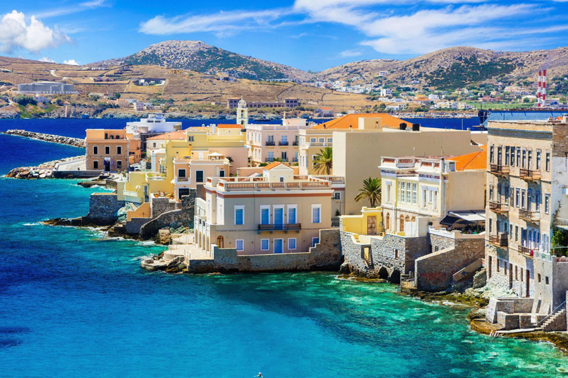 Syros, Grčka