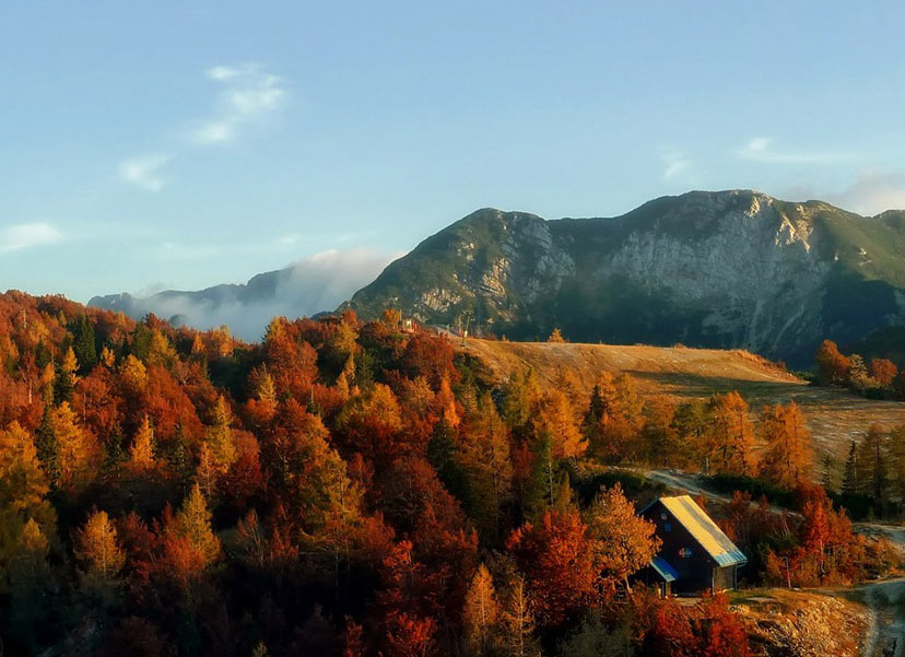 Nacionalni park Triglav, Slovenija