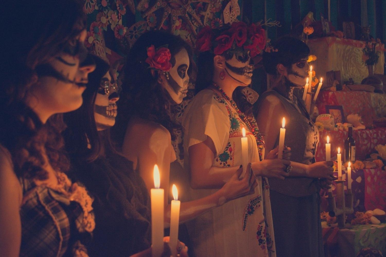 Noć vještica, Dan mrtvih
