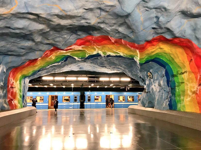 Metro, Stockholm