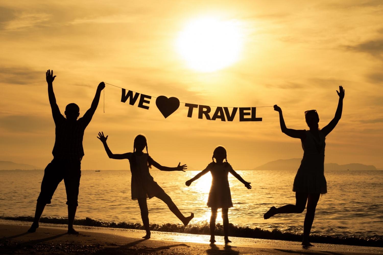 Kako preživjeti putovanje s djecom?