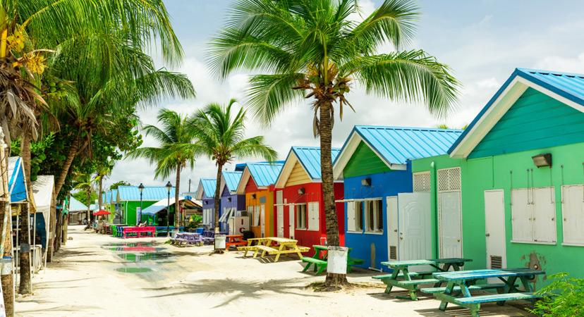 Putovanje na Rihannin Barbados, Chattel kuće