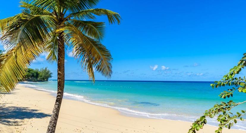 Putovanje na Rihannin Barbados, Mullins Beach