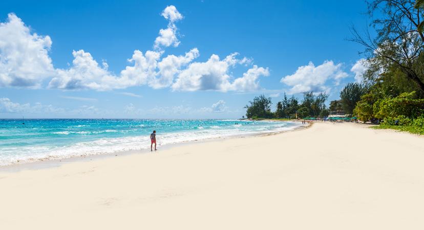 Putovanje na Rihannin Barbados, Accra Beach