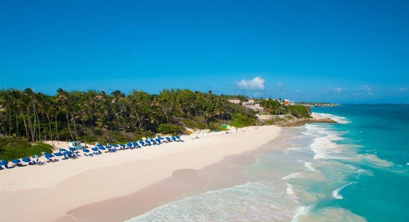 Putovanje na Rihannin Barbados, Crane Beach