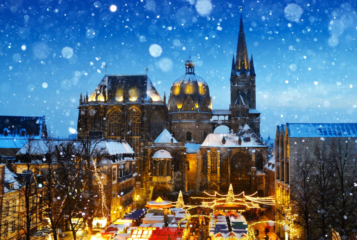 Božićni sajam, Aachen