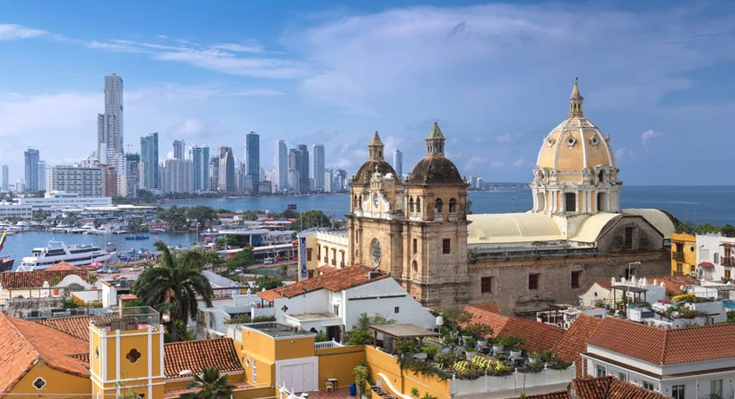10 najboljih destinacija za posjetiti u 2019. godini, Kartagena, Kolumbija