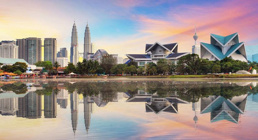 10 najboljih destinacija za posjetiti u 2019. godini, Kuala Lumpur, Malezija