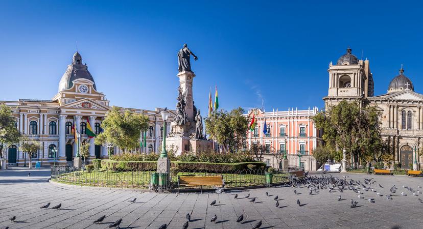 10 najboljih destinacija za posjetiti u 2019. godini, La Paz, Bolivija