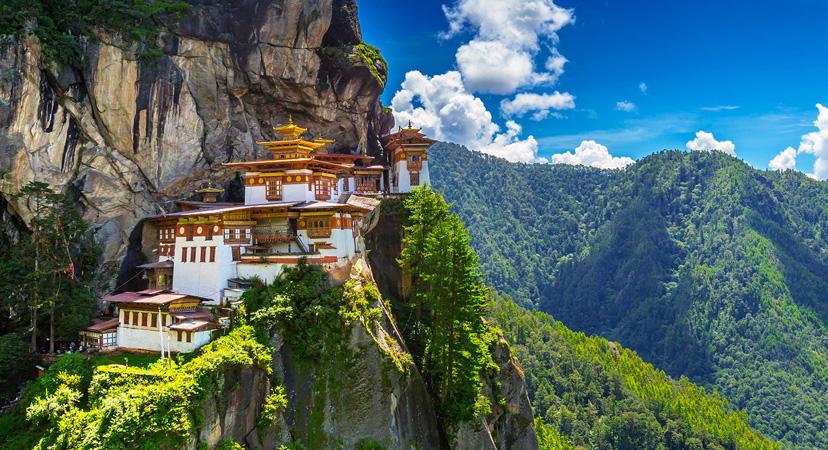 10 najboljih destinacija za posjetiti u 2019. godini, Butan