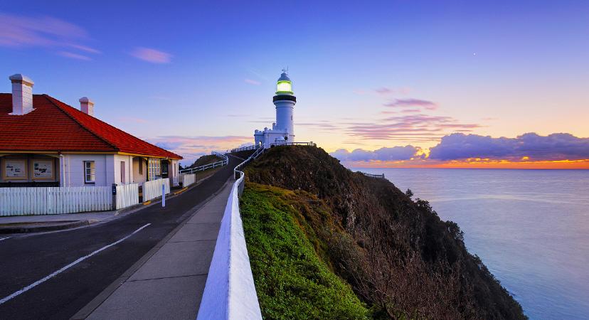 10 najboljih destinacija za posjetiti u 2019. godini, Byron Bay, Australija