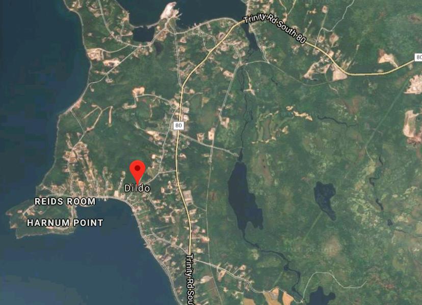 Neobična imena mjesta, Dildo, Kanada