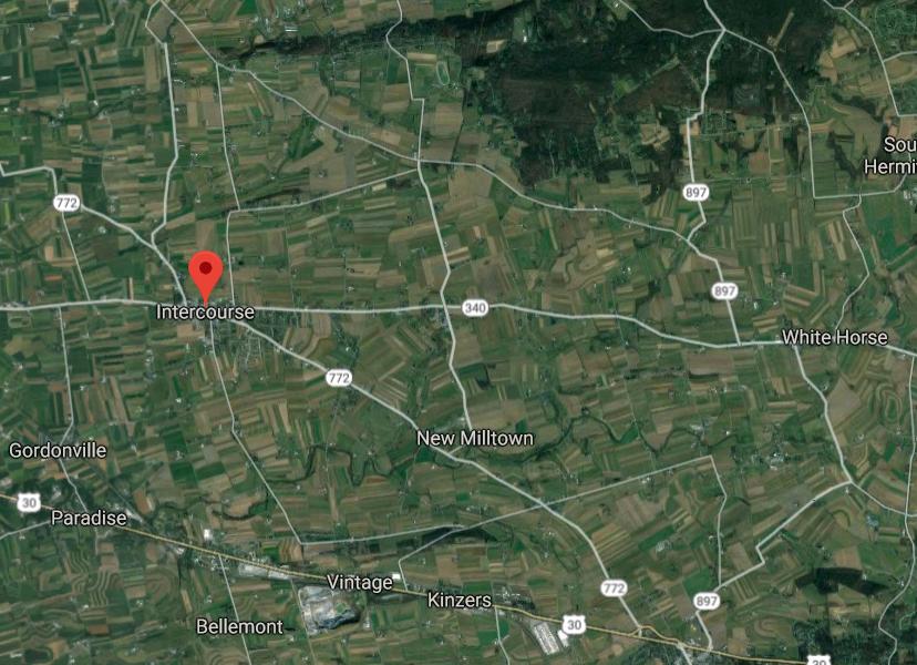 Neobična imena mjesta, Intercourse, Pennsylvania